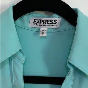 Express Dresses - Portofino Shirtdress